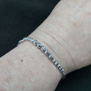 Jewelry - 925 Sterling Silver Adjustable Bracelet